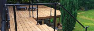l'aménagement de votre terrasse